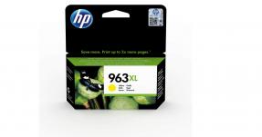 Original HP 963XL (3JA29AE) Druckerpatrone mit hoher Reichweite (für HP OfficeJet Pro 9010, 9012, 9015, 9016, 9019, 9020, 9022, 9025) gelb