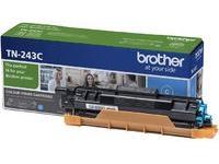 Original Brother TN243C Toner Cyan für Brother DCP-L3510, L3550, HL-L3210, L3230, L3270, MFC-L3710, L3730, L3750, L3770