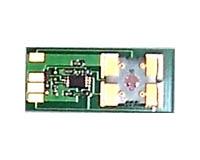 Reset-Chip für Toner Schwarz komp. für Samsung CLP-600, CLP-650