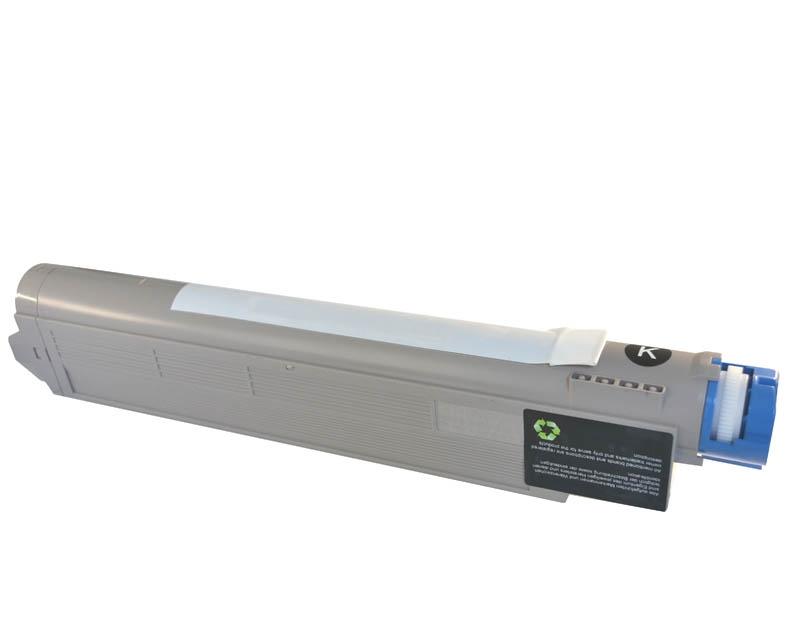Toner Schwarz kompatibel für OKI C9600, C9650, C9800, C9850