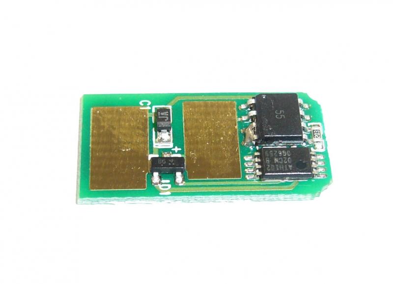 Reset-Chip für Toner Yellow komp. für OKI C310, C330, C510, C530