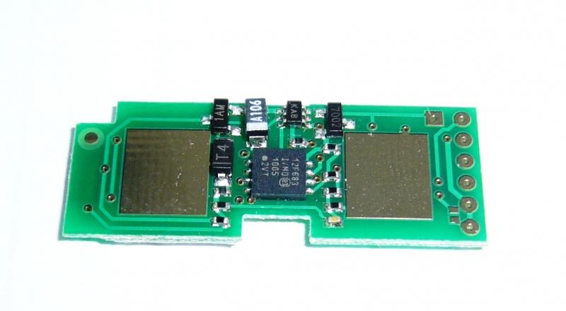 Reset-Chip für Toner Yellow komp. für HP Color LaserJet 3500, 3550