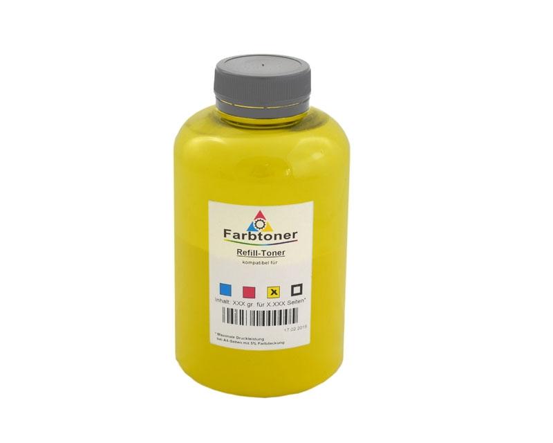 Farbtoner Yellow komp. für Magicolor 3100