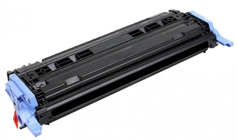 Toner Schwarz kompatibel für HP Color LaserJet Q6000A