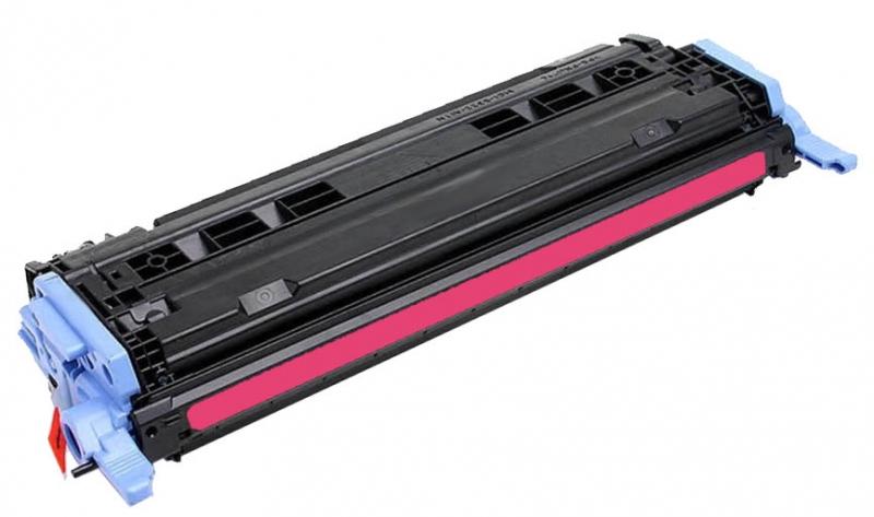 Toner Magenta kompatibel für HP Color LaserJet Q6003A