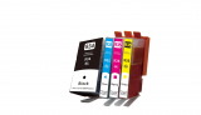 Kompatibel zu HP 934XL/HP 935XL, C2P23AE Tintenpatrone Multipack Set 4 CMYK