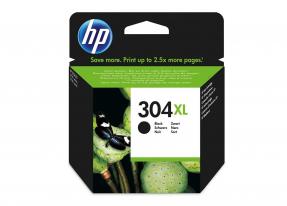 HP 304XL N9K08AE schwarz Original Druckerpatrone mit hoher Reichweite für HP DeskJet 2630, 3720, 3720, 3720, 3730, 3735, 3750, 3760; HP ENVY 5020, 5030, 5032