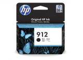 ORIGINAL HP 912 3YL80AE Schwarz Druckerpatrone