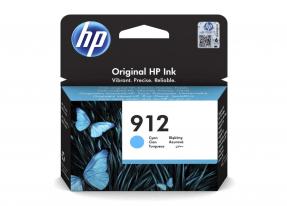 ORIGINAL HP 912 3YL77AE Blau Druckerpatrone