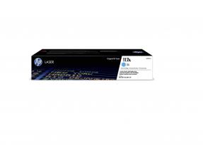 ORIGINAL HP 117A W2071A Toner Cyan