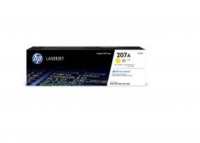 ORIGINAL HP 207A W2212A Gelb Original Toner für HP Color LaserJet Pro M283 / M282 / M255