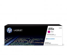 ORIGINAL HP 415X W2033X Original Toner mit hoher Reichweite für HP LaserJet Pro M454, M479 Magenta