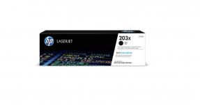 Original HP 203X CF540X Toner Schwarz HP LaserJet Pro M254, M280, M281