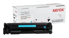 Kompatibel Xerox Everyday Toner in Cyan, - für HP CF401A/ CRG-045C, 1400 Seiten - (006R03689)