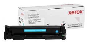 Kompatibel Xerox Everyday Toner in Cyan, - für HP CF401X/ CRG-045HC, 2300 Seiten - (006R03693)