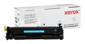 Kompatibel Xerox Everyday Toner in Cyan, - für HP CF411A/ CRG-046C, 2300 Seiten - (006R03697)