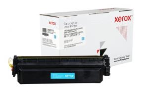 Kompatibel Xerox Everyday Toner in Cyan, - für HP CF411X/ CRG-046HC, 5000 Seiten - (006R03701)