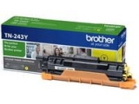 Original Brother TN243Y Toner Gelb für Brother DCP-L3510, L3550, HL-L3210, L3230, L3270, MFC-L3710, L3730, L3750, L3770