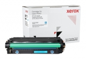 Kompatibel Xerox Everyday Toner in Cyan, - für HP CE341A/CE271A/CE741A, 16000 Seiten - (006R04148)