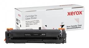 Kompatibel XEROX  Everyday Toner in Schwarz, - für HP CF540X/CRG-054HBK, 3200 Seiten - (006R04180)