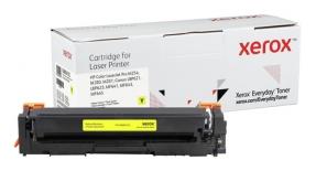 Kompatibel Xerox Everyday Toner in Gelb, - für HP CF542A/CRG-054Y, 1300 Seiten - (006R04178)