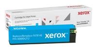 Kompatibel XEROX  Everyday in Cyan mit Hohe Ergiebigkeit, Xerox-Entsprechung für HP F6T81AE, 7000 Seiten (006R04212)