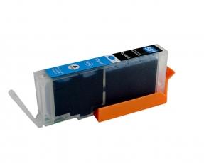 Tintenpatrone Cyan kompatibel für Canon CLI-581 XXL