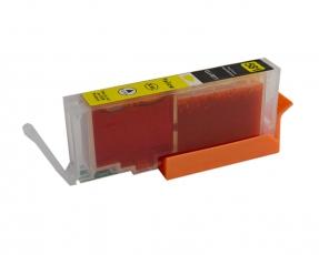 Tintenpatrone Gelb kompatibel für Canon CLI-581 XXL