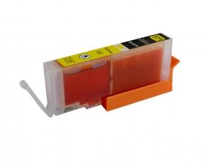 Tintenpatrone Gelb kompatibel für Canon 571Y