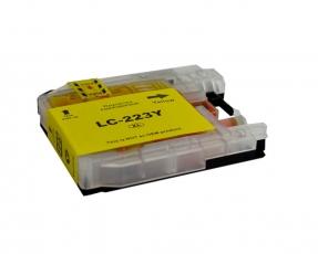 Tintenpatrone Gelb kompatibel für Brother LC-223