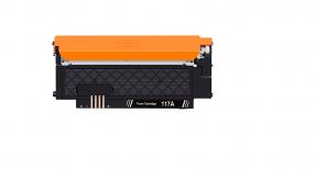 Kompatibel zu HP 117A W2070A  Toner Schwarz