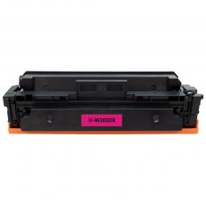 Kompatibel zu HP 415X, W2033X , Toner Magenta
