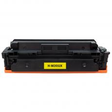 Kompatibel zu HP 415X, W2032X, Toner Gelb