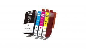 Kompatibel zu HP 920XL, C2N92AE Tintenpatrone Multipack Set 4 CMYK