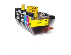 Kompatibel mit Brother LC3217, LC-3217, Druckerpatronen Multipack Set 5x CMYBK