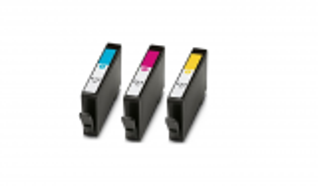 Kompatibel mit HP 912XL, Druckerpatrone Multipack Farbig 3x CMY