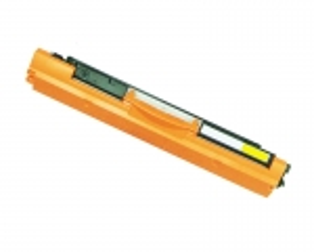 Toner Yellow kompatibel für HP LaserJet CE312A, 126A