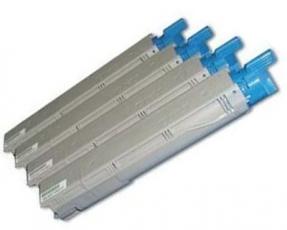Toner Spar-Set-4 kompatibel für OKI C3300, C3400, C3450, C3600