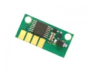 Reset-Chip für Toner Cyan komp. für Develop Ineo +20, +20P