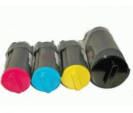 Toner Spar-Set-4 kompatibel für Samsung CLP-350