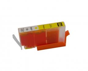 Kompatibel zu HP 364XL, CB325EE, Tintenpatrone Gelb