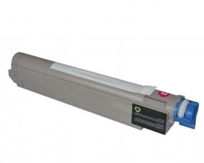 Toner Magenta kompatibel für OKI C9655 - 43837130