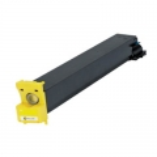 Toner Yellow kompatibel für Minolta Bizhub C250 - TN210Y