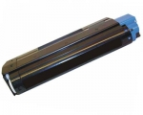 Toner Cyan HY kompatibel für OKI C3100, C3200 (3000 S.)