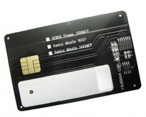 SmartCard für Toner komp. für Ricoh SP1100 - 406572