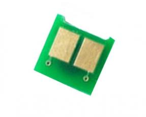 Reset-Chip für Toner Cyan komp. für HP Color Enterprise CP5525 - 650A