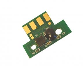 Reset-Chip für Toner Cyan komp. für Lexmark C544, C546, X544, X546 (4.000 S.)
