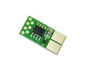 Reset-Chip für Toner komp. für Lexmark T520, T522, X520, X522