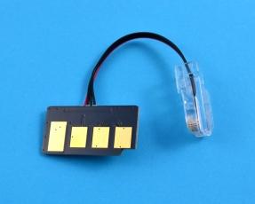 Reset-Chip für Toner komp. für Samsung SCX-6545, SCX-6555