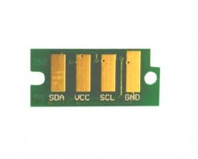 Reset-Chip für Toner Cyan komp. für Xerox Phaser 6510, 6515